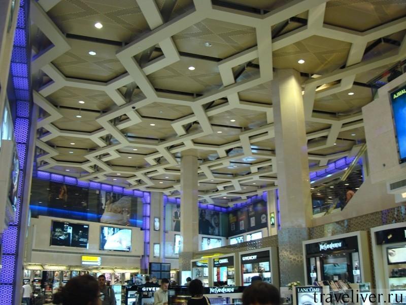 Аэропорт Абу-Даби, Abu-Dhabi airport