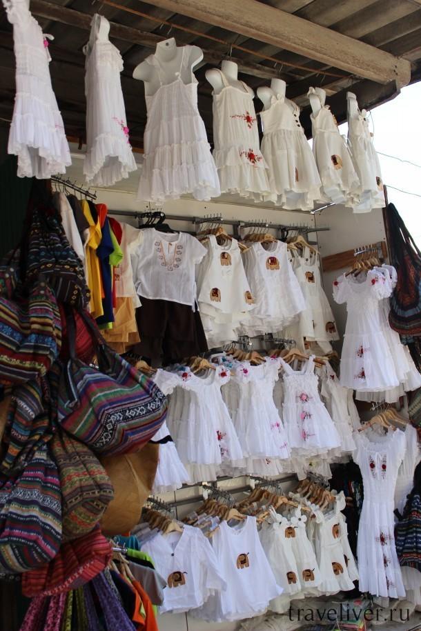 Детская одежда на Самуи