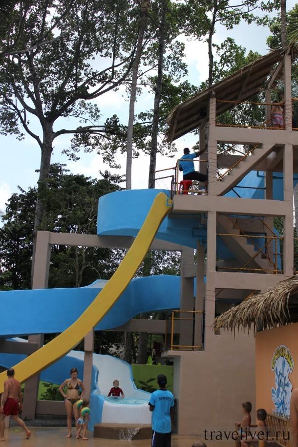 Coco splash - аквапарк на Самуи