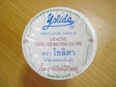 yolida yoghurt