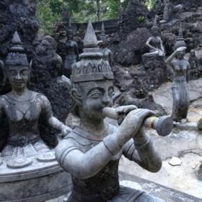 Магический сад Будды (Magic Garden Samui)