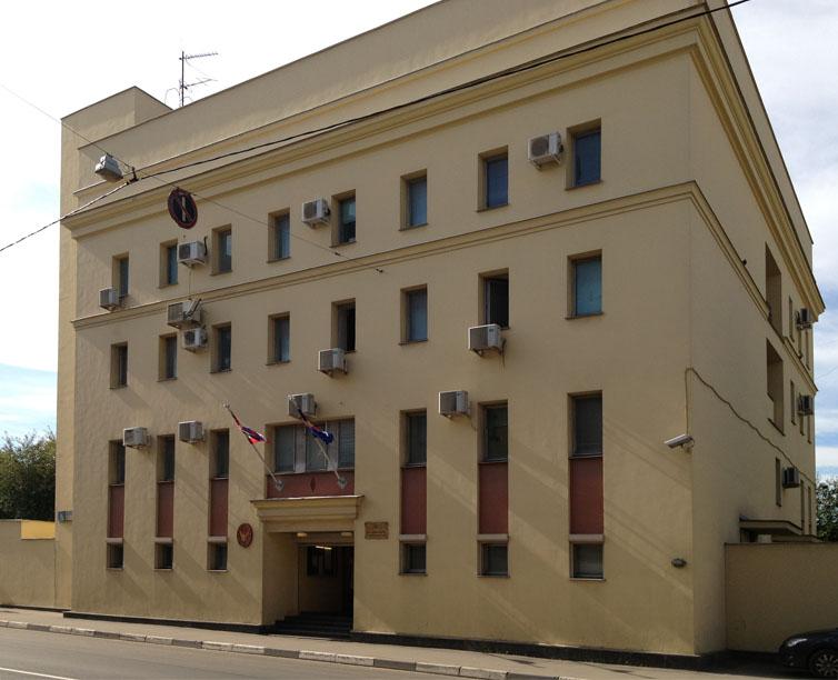 Посольство Таиланда в Москве, thai embassy in Moscow, thailand embassy, тайское посольство