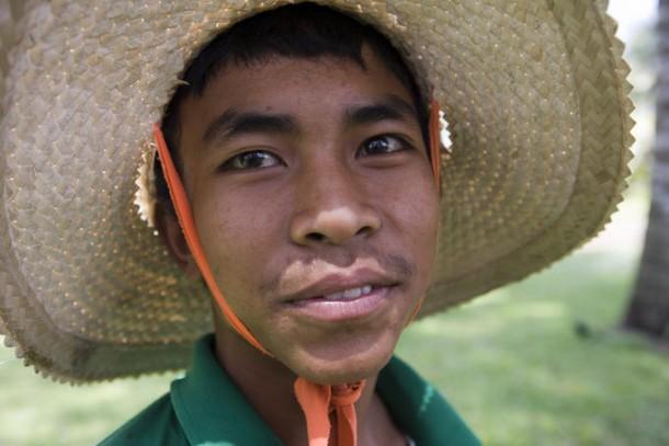 thai man, тайские жители, житель Самуи, рыбак Самуи