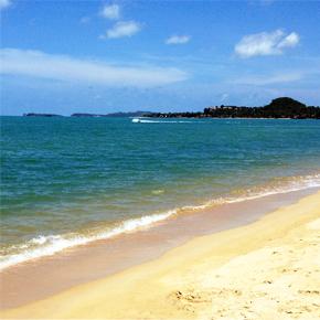 Пляж Маенам (Maenam Beach)